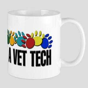 Proud To Be A Vet Tech Mug
