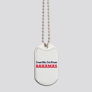Trust Me, I'm from Bahrain Dog Tags