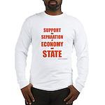 Economy Long Sleeve T-Shirt