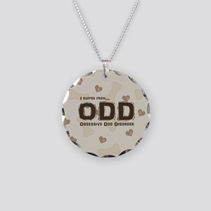 Obsessive Dog Disorder Necklace