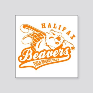 Halifax Beavers FHC Sticker