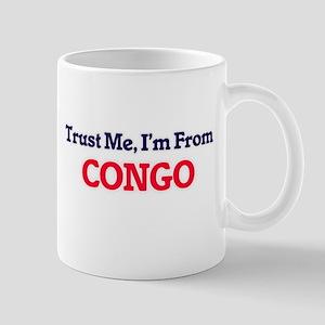 Trust Me, I'm from Congo Mugs
