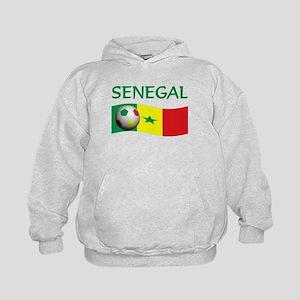 team SENEGAL world cup Kids Hoodie