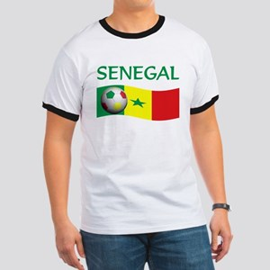 team SENEGAL world cup Ringer T
