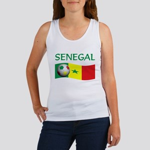 team SENEGAL world cup Women's Tank Top