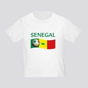team SENEGAL world cup Toddler T-Shirt