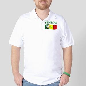 team SENEGAL world cup Golf Shirt