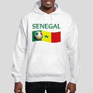 team SENEGAL world cup Hooded Sweatshirt