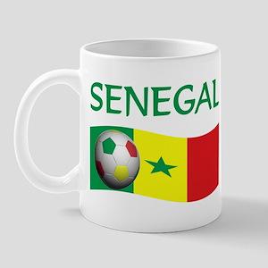 team SENEGAL world cup Mug