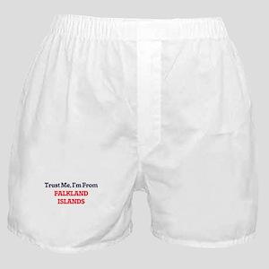 Trust Me, I'm from Faroe Islands Boxer Shorts