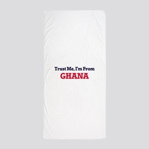 Trust Me, I'm from Gibraltar Beach Towel