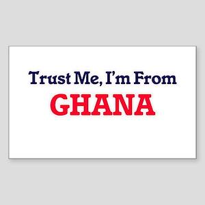 Trust Me, I'm from Gibraltar Sticker