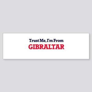 Trust Me, I'm from Greece Bumper Sticker