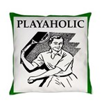sports and gaming joke Everyday Pillow