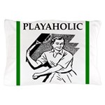 sports and gaming joke Pillow Case