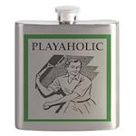 sports and gaming joke Flask