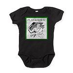 sports and gaming joke Baby Bodysuit