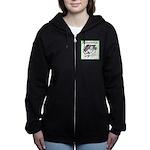 sports and gaming joke Women's Zip Hoodie