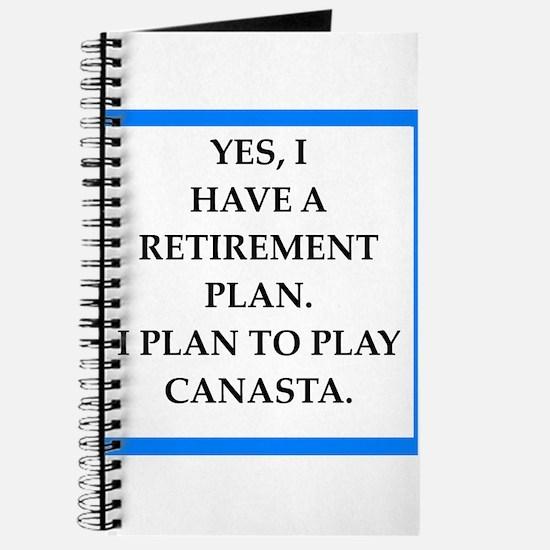 canasta Journal