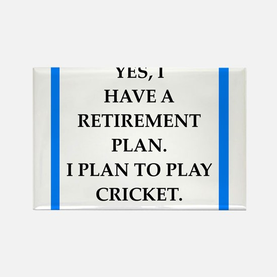 cricket Magnets