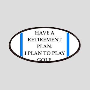 golfer Patch
