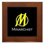 Minarchist Framed Tile