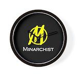 Minarchist Wall Clock