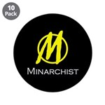 "Minarchist 3.5"" Button (10 pack)"