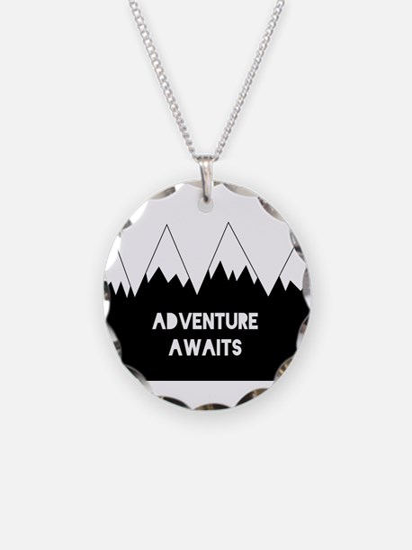 Adventure Awaits Necklace