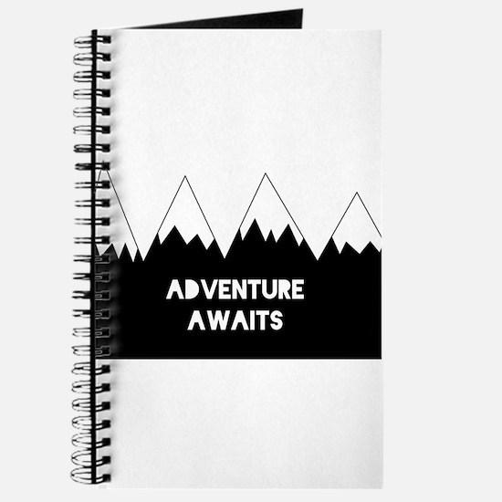 Adventure Awaits Journal
