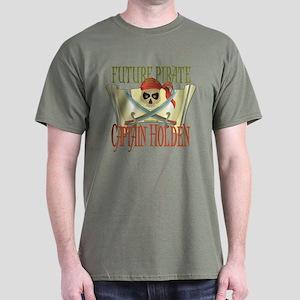 Captain Holden Dark T-Shirt