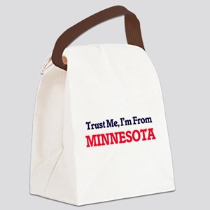 Trust Me, I'm from Mississippi Canvas Lunch Bag