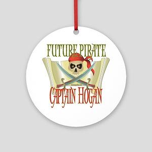 Captain Hogan Ornament (Round)