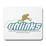 VHLinks.com Logo Mousepad