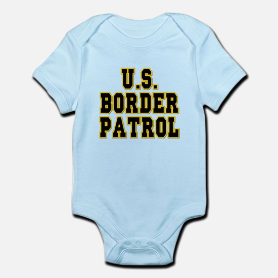 U.S. Border Patrol Infant Bodysuit
