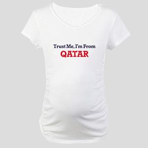 Trust Me, I'm from Rhode Island Maternity T-Shirt