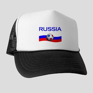 TEAM RUSSIA WORLD CUP Trucker Hat