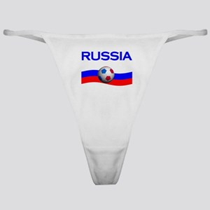 TEAM RUSSIA WORLD CUP Classic Thong