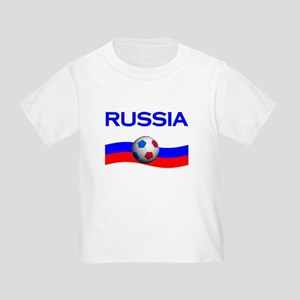 TEAM RUSSIA WORLD CUP Toddler T-Shirt
