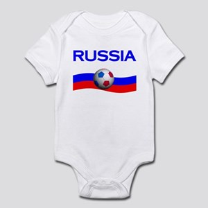 TEAM RUSSIA WORLD CUP Infant Bodysuit