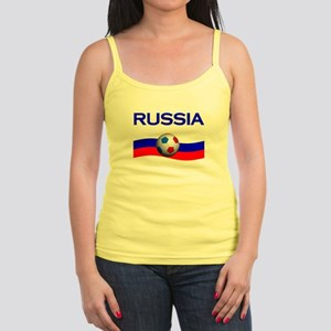 TEAM RUSSIA WORLD CUP Jr. Spaghetti Tank