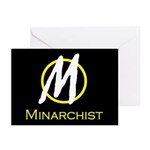 Minarchist Greeting Cards (Pk of 10)