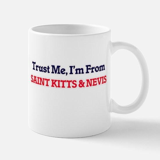Trust Me, I'm from Saint Lucia Mugs