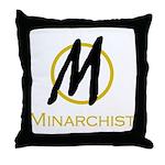 Minarchist Throw Pillow