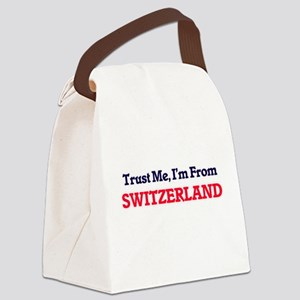 Trust Me, I'm from Syria Canvas Lunch Bag