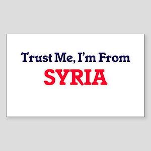 Trust Me, I'm from Tajikistan Sticker