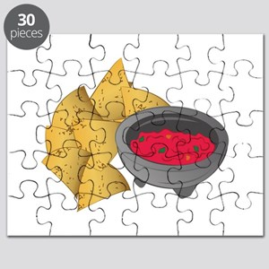 Chips and Salsa Puzzle