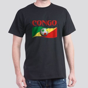 TEAM REPUBLIC OF THE CONGO WO Dark T-Shirt