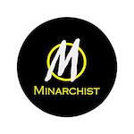 "Minarchist 3.5"" Button (100 pack)"
