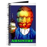 Absinthe Liquor Drink Journal